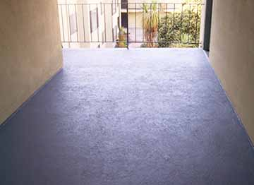 Walkway and Balconies Waterproofing